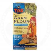Gram flour 2kg - TRS