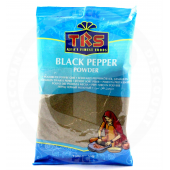 Black pepper pwd 100g - TRS