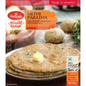 Methi paratha 6pces - HR