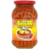 Lime pickle hot 500g -...