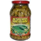 Green chilli pickle 500g - MR
