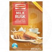Rusk milk 620g - BRITANNIA