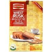 Rusk wheat 610g - BRITANNIA