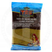 Madras curry mild 100g