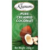 Coconut creamed 200g - KTC