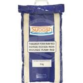 Ponni raw rice 5kg - SUBASH