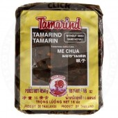 Tamarind seedless 454g - COCK