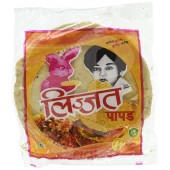 Papad black pepper 200g