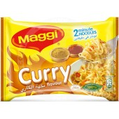 Noodles curry instant 79g -...