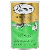 Ghee butter 1kg - KHANUM