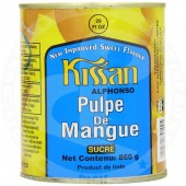 Mango pulp alphonso 860g