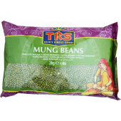 Moong beans whole 2kg - TRS