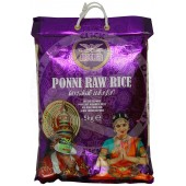 Ponni raw rice 5kg - HEERA
