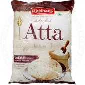 Chapatti flour 5kg - RAJDHANI