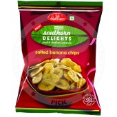 Banana chips salted 180g - HR