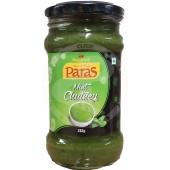 Mint chutney 283g - Paras