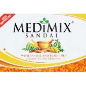 Soap medimix sandal oil 125g