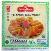 Spring rolls sheets 40pces...