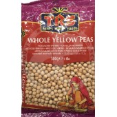 Yellow peas whole 500g - TRS