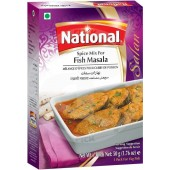 Fish masala 50g - National