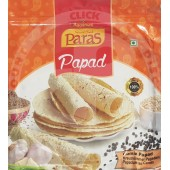 Papad black pepper 200g -...