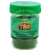 Food color green 25g - TRS