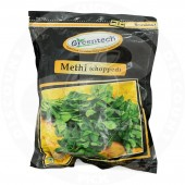 Methi leaves 340g - Greentech