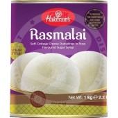 Rasmalai in tin 1kg - HR
