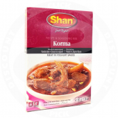 Korma curry mas. 50g - SHAN