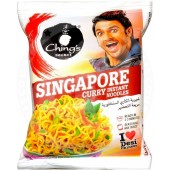 Noodles singapore curry...