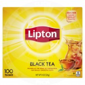 Black tea 100bags - LIPTON