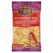 Yellow split peas 500g - TRS