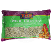 Green peas whole 2kg - TRS
