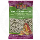 Green peas whole 500g