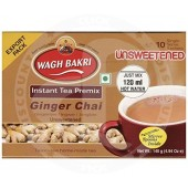 Instant ginger tea unsweet....