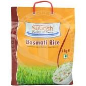 Basmati rice 5kg - Subash