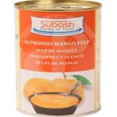 Mango pulp alphonso 850g -...