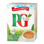 Black tea 80bags - PG TIPS