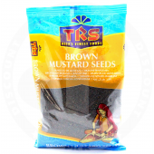 Mustard seeds brown 100g - TRS