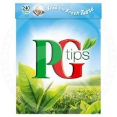 Black tea 240bags - PG TIPS