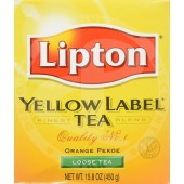 Loose tea Yellow label 450g...