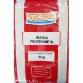 Maida flour 1kg - SUBASH