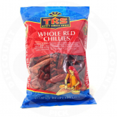 Chillies red whole 150g - TRS
