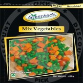 Mix vegetables 340g -...