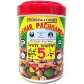 Pachranga pickle 800g