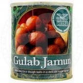 Gulab jamun in tin 1kg - Heera