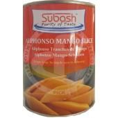 Mango slice alphonso 850g