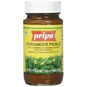Coriander pickle 300g - PRIYA