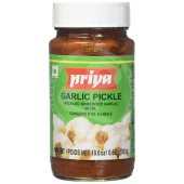 Garlic pickle 300g - PRIYA