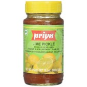 Lime pickle 300g - PRIYA